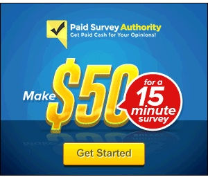 Want to Make Money Quickly? Get $50 for Filling in a 15 Minute Paid Survey