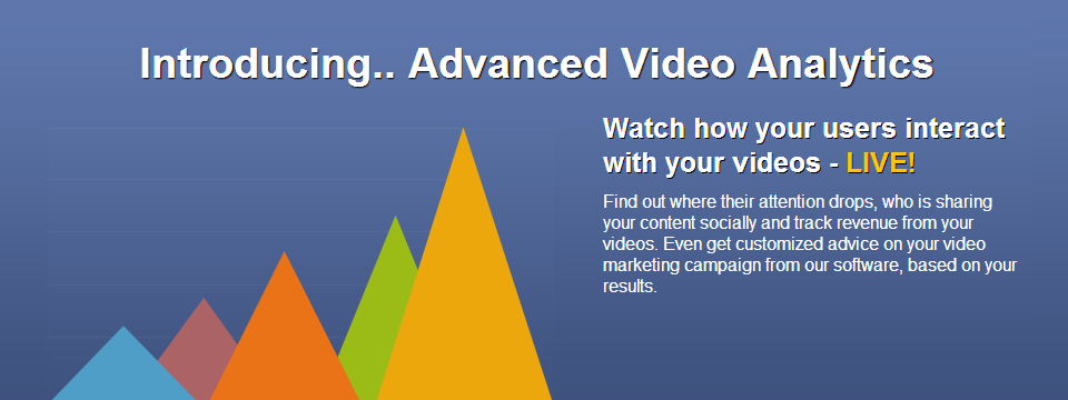 Advanced video analytics
