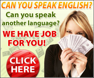 Speak 2 Languages? Earn Money Quickly Translating at Home