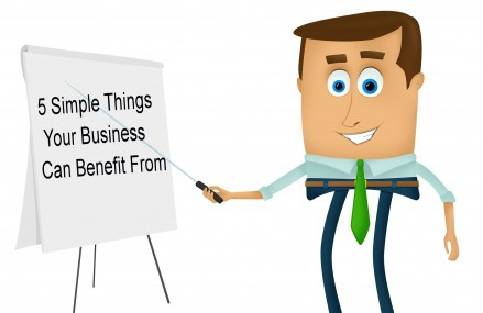 5 Simple Things Your Online Business Can Benefit From