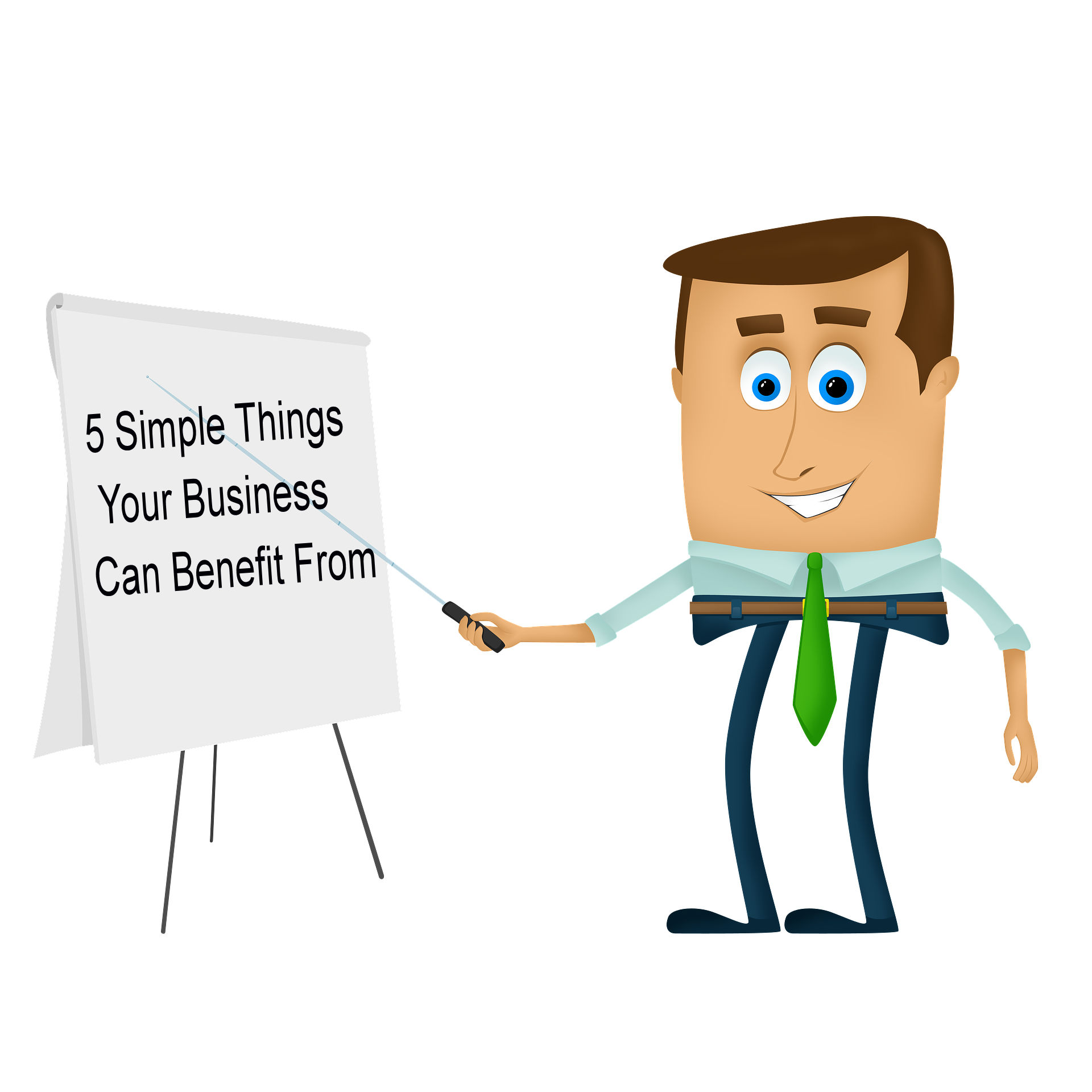 5 Simple Things Your Business Can Benefit From