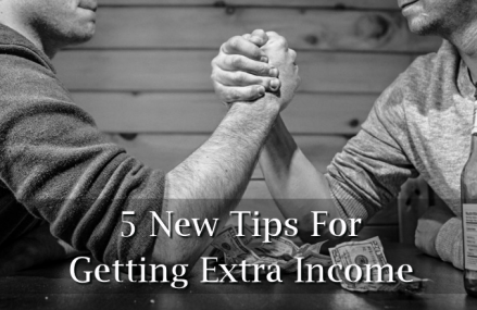 5 New Tips For Earning Extra Income from Home