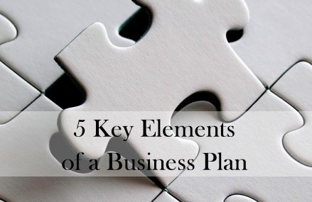 5 Key Elements of a Business Plan
